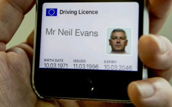 UK wants to let drivers carry virtual licenses in Apple Wallet