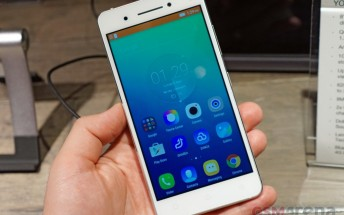 Lenovo Vibe S1 gets Android 6.0 Marshmallow update