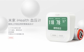 Xiaomi unveils iHealth box, 10,000mAh battery, shows new Mi Band