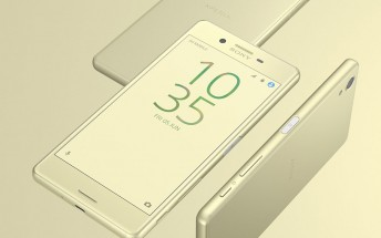 Sony launches Xperia X and Xperia XA in India