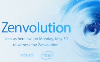 Asus will announce the ZenFone 3 series on May 30