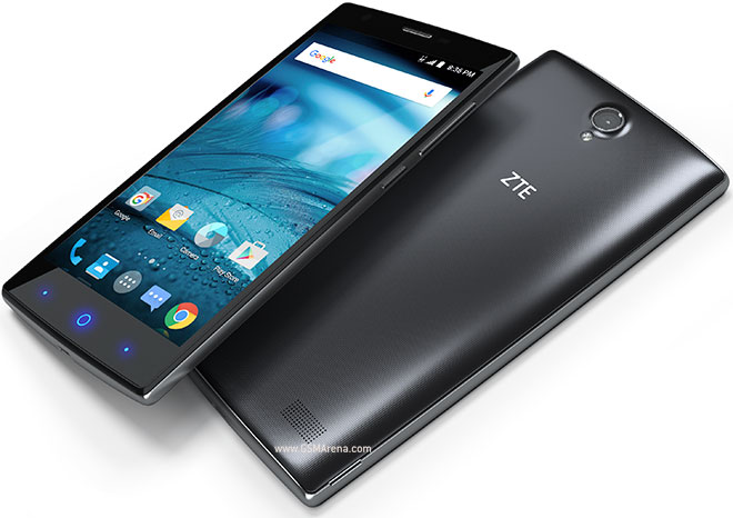 ZTE Zmax Pro rumored with fingerprint sensor, 6-inch screen