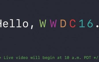 Watch Apple's WWDC keynote live here