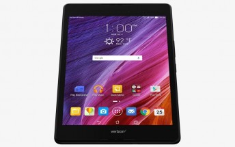 The Asus ZenPad Z8 tablet is now official, Verizon exclusive