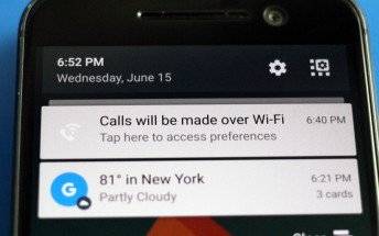 AT&T Wi-Fi calling now on Android, but only the LG G4 for now
