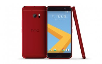 Camellia Red HTC 10 - which was Japan-exclusive until now - lands in Taiwan