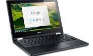 Android apps coming soon to Acer Chromebook R11 and Chromebook Pixel, others later