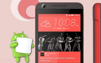 Android 6.0 Marshmallow now seeding on Sprint's HTC Desire 626s