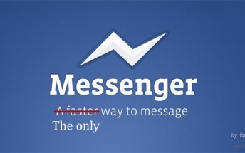 Use Facebook's mobile Web app for chatting? You'll need Messenger app soon