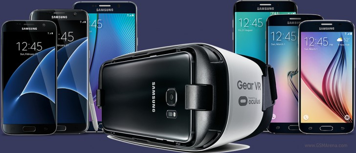Samsung offers free Gear VR headset for everyone who buys a