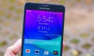 January security update starts hitting Samsung Galaxy Note 4