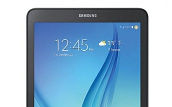 Galaxy Tab E LTE with quad-core CPU and 8-inch display launched in Canada