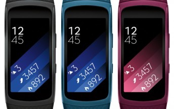 Samsung Gear Fit 2 goes on pre-order for $179.99
