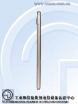 Gionee S6 Pro (photos by TENAA)