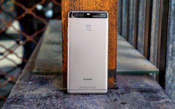 Huawei has already shipped 2.6 million P9 and P9 Plus units worldwide