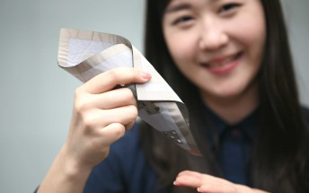 LG Innotek unveils a flexible pressure sensor