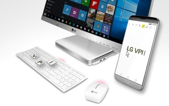 LG VPInput app lets you control an LG G4, G5 or V10 from a PC