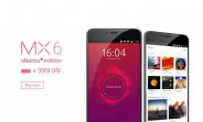 Meizu MX6 renders surface online