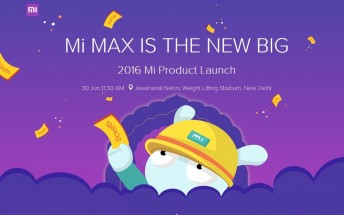 Join Xiaomi's India Mi Community for a chance to win a invite to the Mi Max announcement.