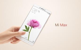 Xiaomi Mi Max launched in India