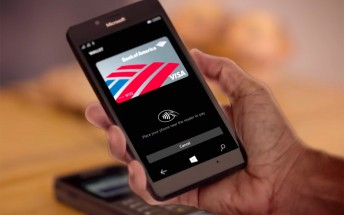Microsoft Wallet for Windows 10 phones now supports mobile payments