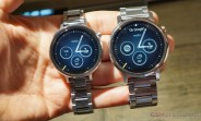 Moto 360 2nd Gen and Moto 360 get a software update with new features