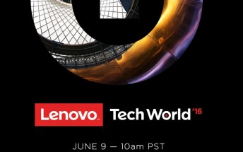 Lenovo Tech World livestream: watch Moto Z, Project Tango and more