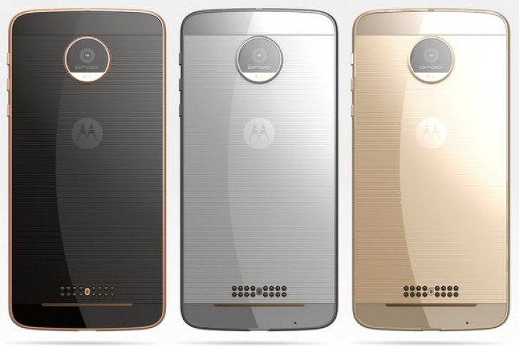moto z phone white. by the sound of it, there will be at least two moto z phones - one with a 5.2\ phone white o