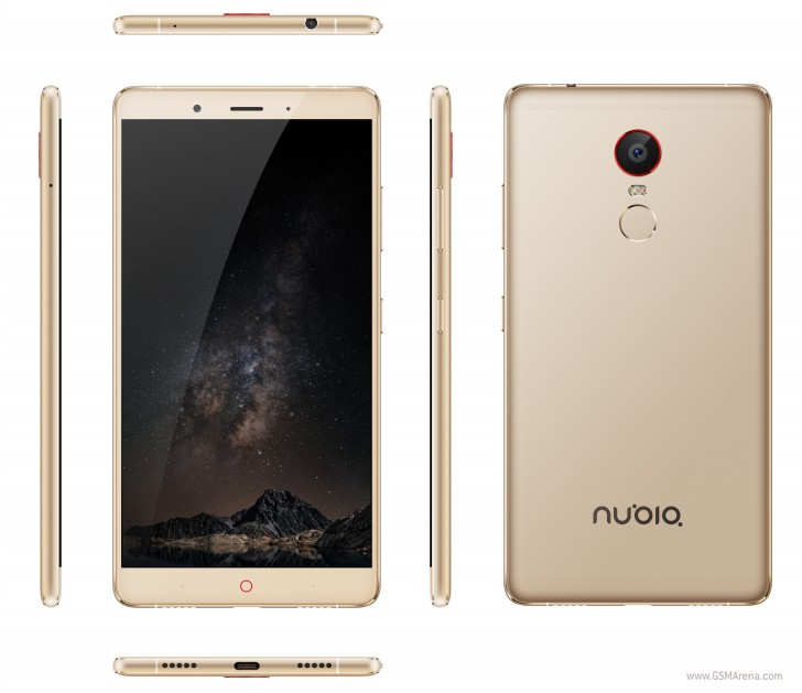 nubia z11 max android 7