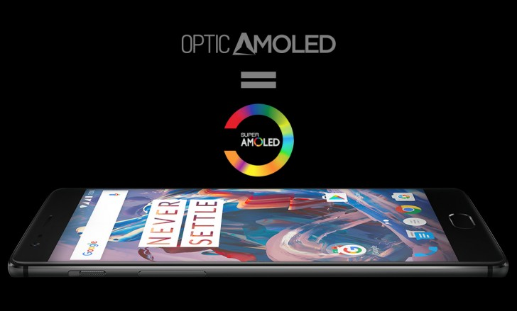Lack of AMOLED Screens Slows OnePlus 3 Violently