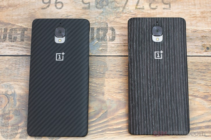 super popular b8765 08519 Here are all official OnePlus 3 cases [HANDS-ON] - GSMArena blog