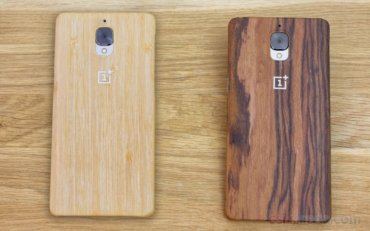 super popular 5d9b4 4de6a Here are all official OnePlus 3 cases [HANDS-ON] - GSMArena blog