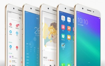 Oppo A59 is official, launches in China on June 18