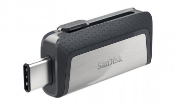 SanDisk announces new Dual Drive USB Type-C flash drives