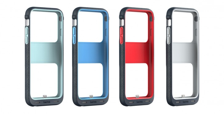 best sneakers cd779 30750 SanDisk iXpand is an iPhone case with up to 128GB of extra storage ...