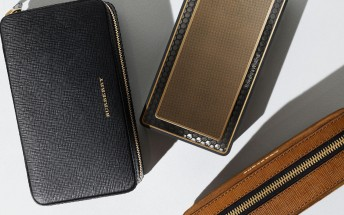 Bowers and Wilkins and Burberry collaborate to create T7 Gold Edition