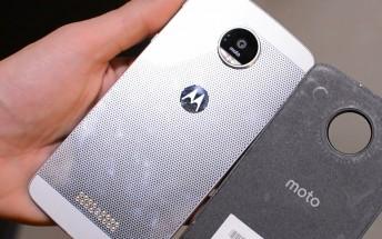 Unlocked Moto Z won't work on Verizon or Sprint