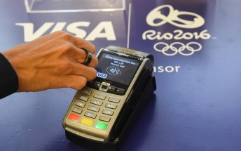 Visa is trialing its new payment ring with Olympic athletes in Rio