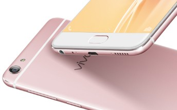 vivo X7 and X7 Plus are now official: Snapdragon 652 and 4GB RAM, but Lollipop