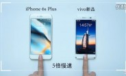 vivo X7 has faster fingerprint sensor, launches apps quicker than Galaxy S7 edge, iPhone 6s Plus