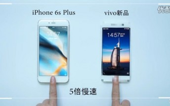 vivo X7 has faster fingerprint sensor, launches apps quicker than Galaxy S7 edge, iPhone 6s Plus