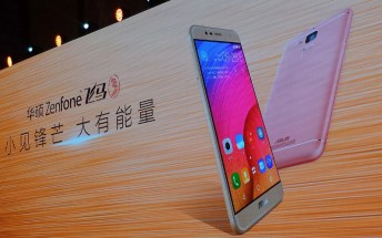 Asus Zenfone Pegasus 3 - metal-bodied Marshmallow on a budget