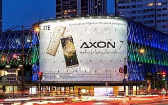 ZTE offering discounts on Axon 7 and Axon 7 mini for Black Friday and Cyber Monday