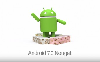 Nougat is officially Android 7.0