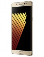 Samsung Galaxy Note7 in gold