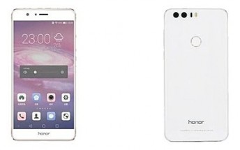 Huawei's upcoming Honor 8 now leaks in renders