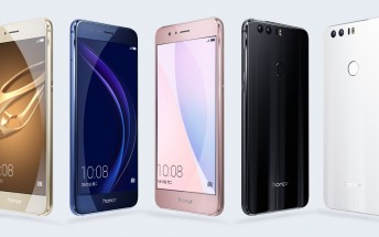 Huawei is launching the Honor 8 in the US on August 16