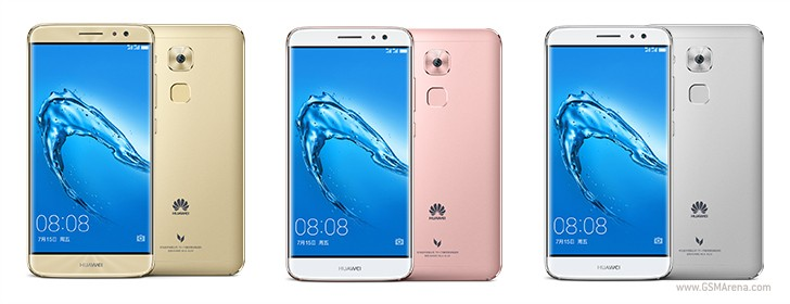 huawei 5. it runs android 6.0 marshmallow with huawei\u0027s emui 4.1 on top. its dimensions are 151.8 x 75.7 7.3 mm, and weighs 160g. it\u0027s got a metal construction, huawei 5 o