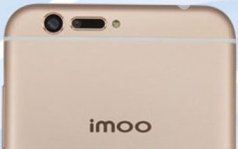 Imoo GET certified by TENAA: 5.5