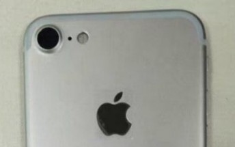 Another batch of iPhone 7 photos leaked, Space Gray this time